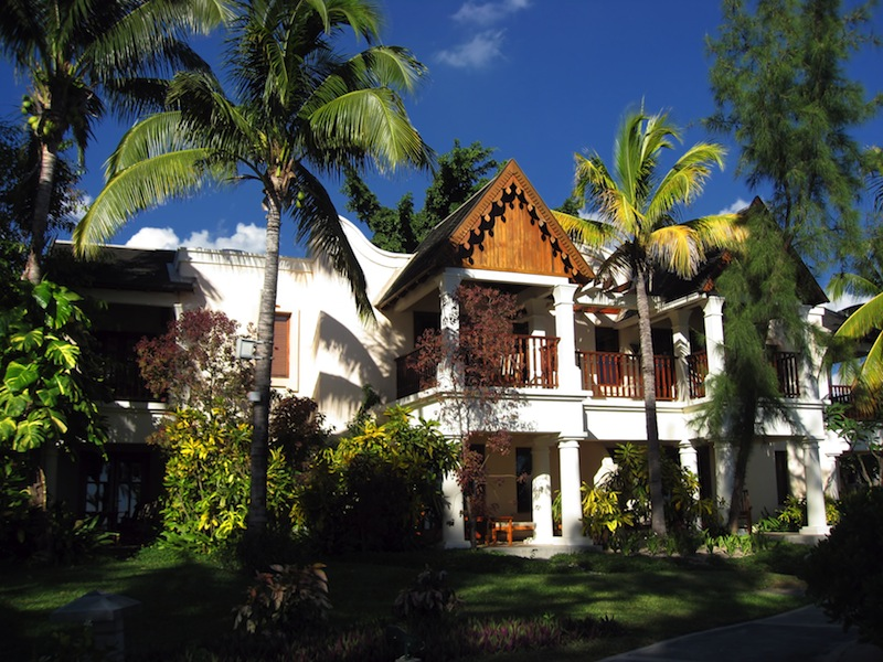 Holiday house in Mauritius