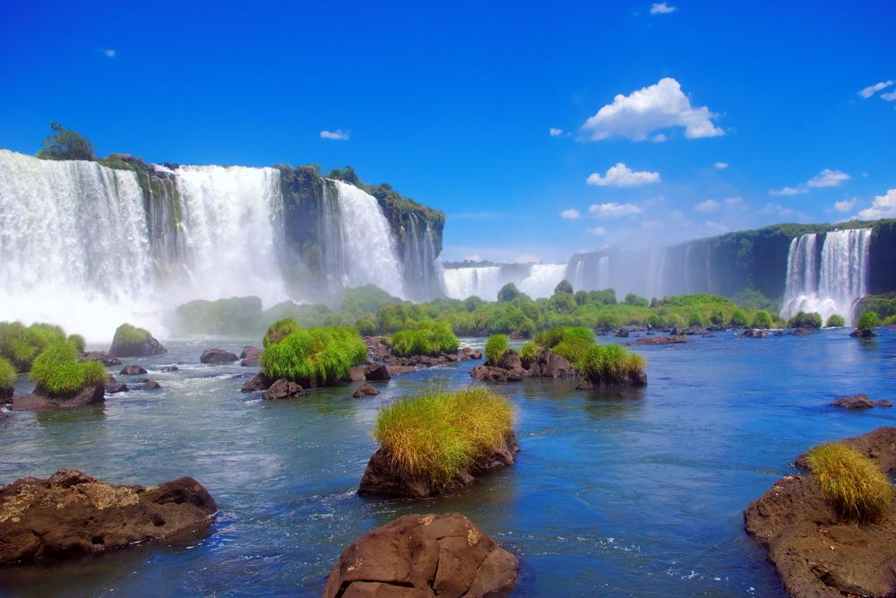 Iguacu Falls Brazil 1