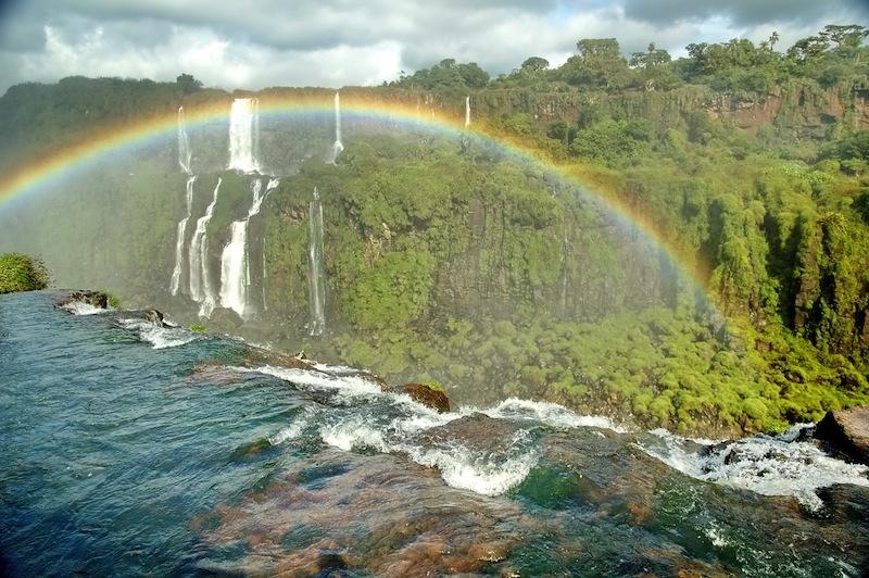 Iguasu Falls Cataratas