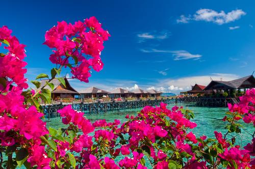 Kapalai island malesia