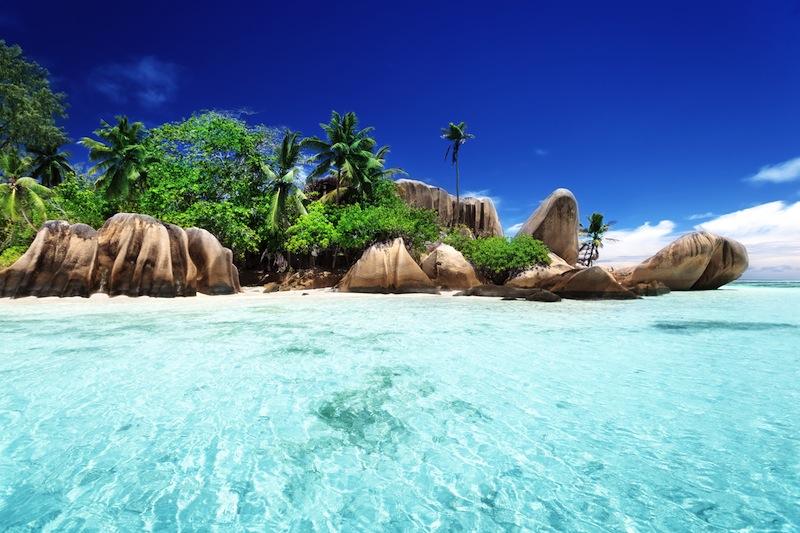La Digue island Seyshelles 1