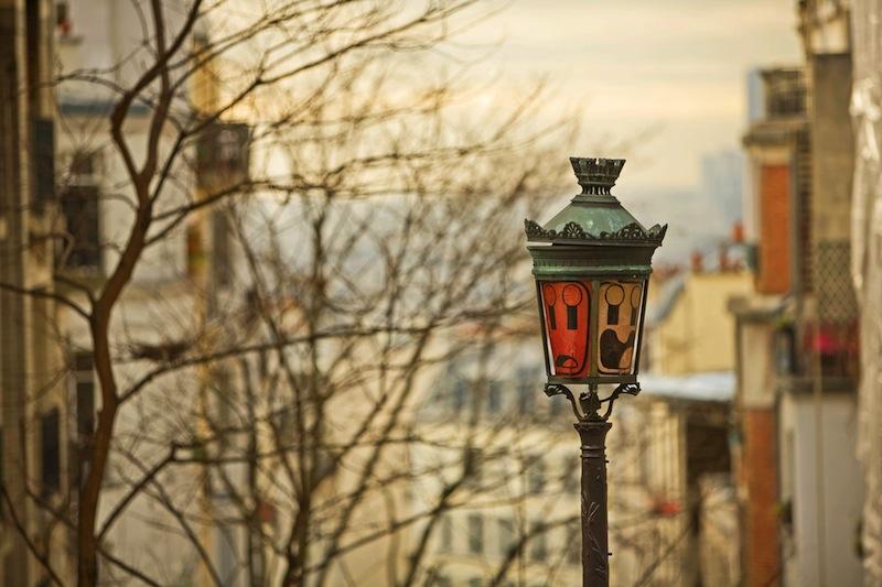 Montmartre Parigi