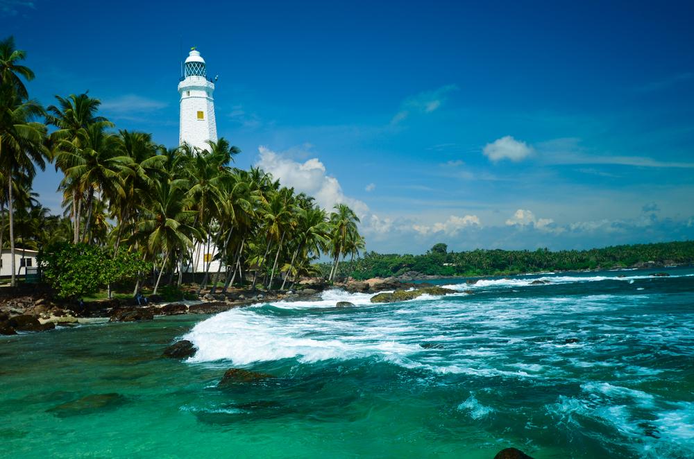 Lighthouse Dondra Head Sri Lanka