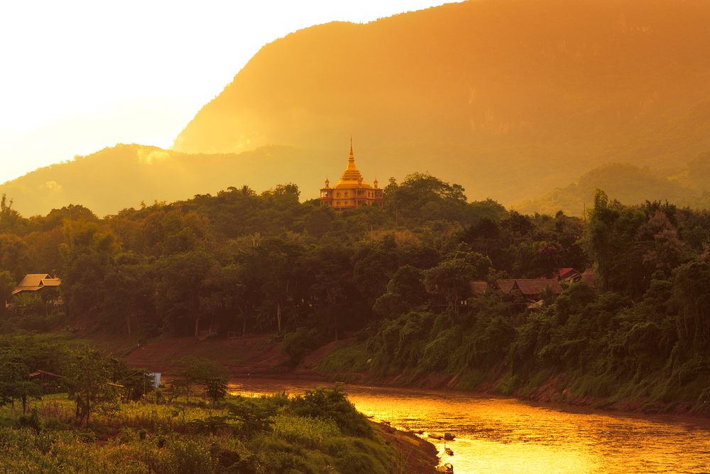 Luang Prabang or Louangphrabang Laos 6