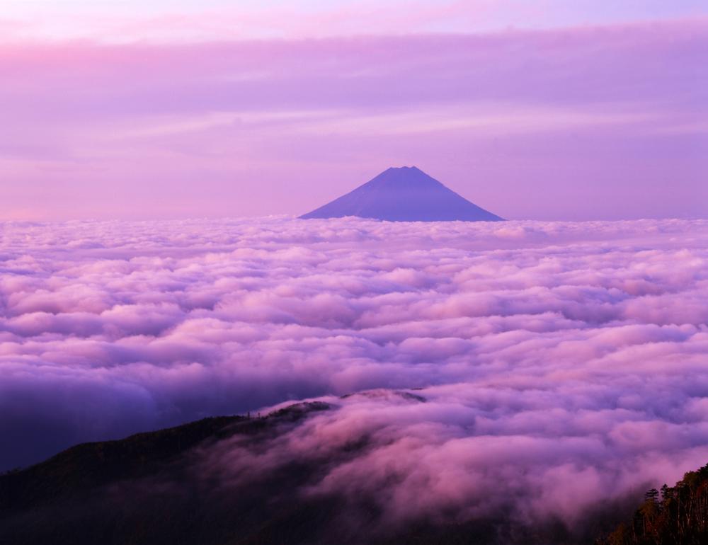 Majestic Mount Fuji 0