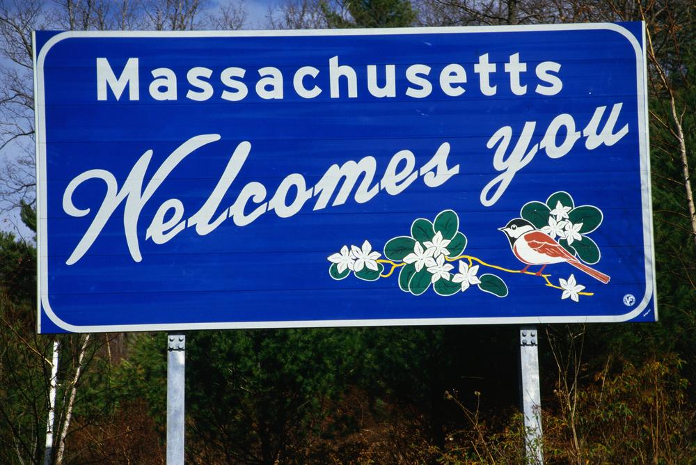 Massachusetts welcomes