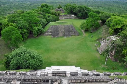 Mayan Ruins at Xunantunich Belize