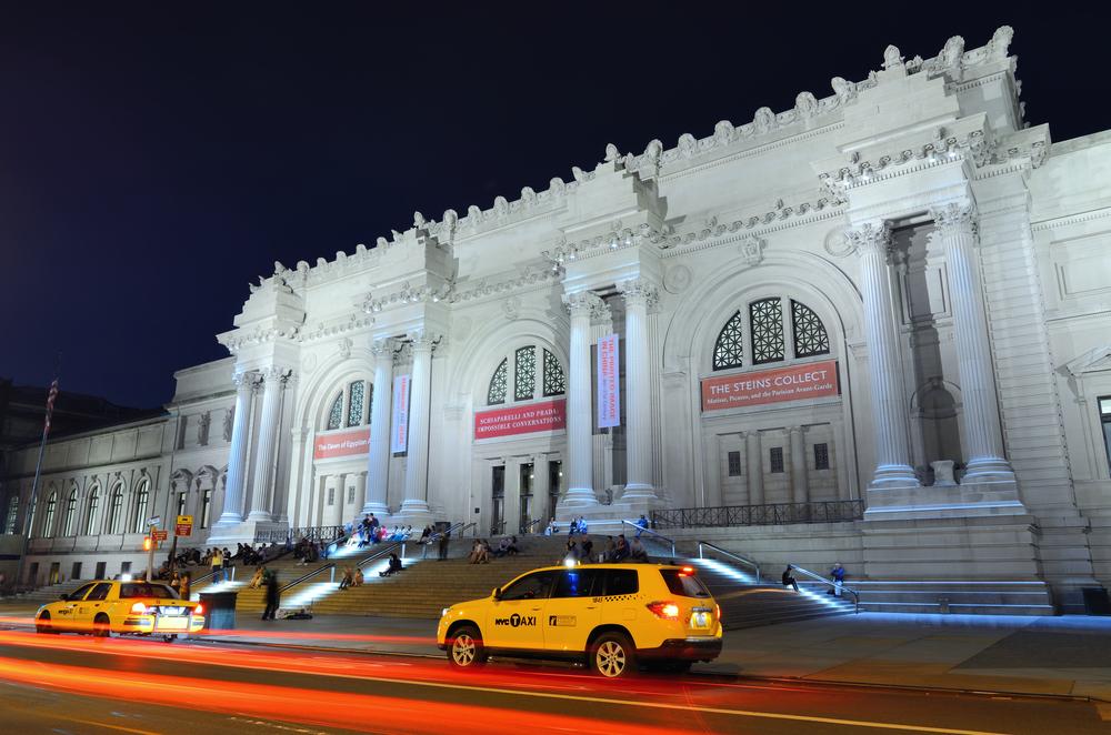 NEW YORK CITY MAY 12 Metropolitan Museum