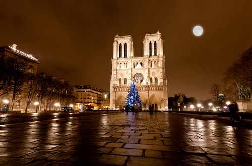 Notre Dame e Ile de la Cité