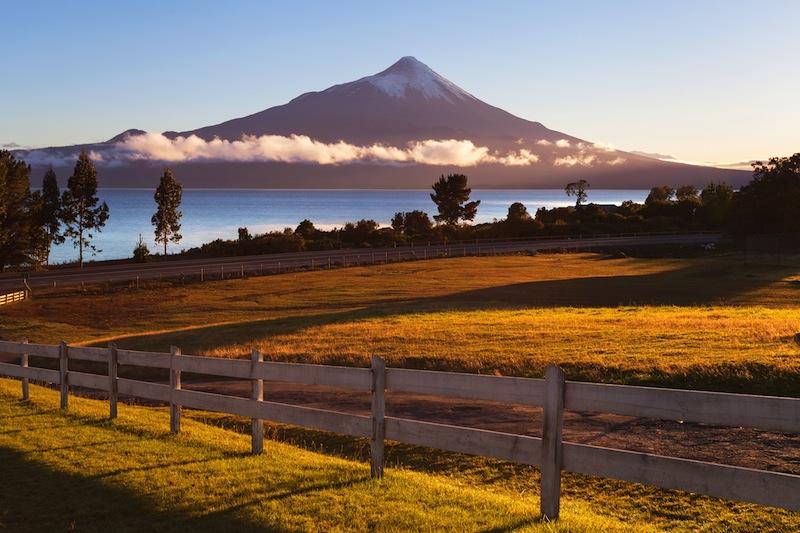 Osorno Volcano Patagonia Chile