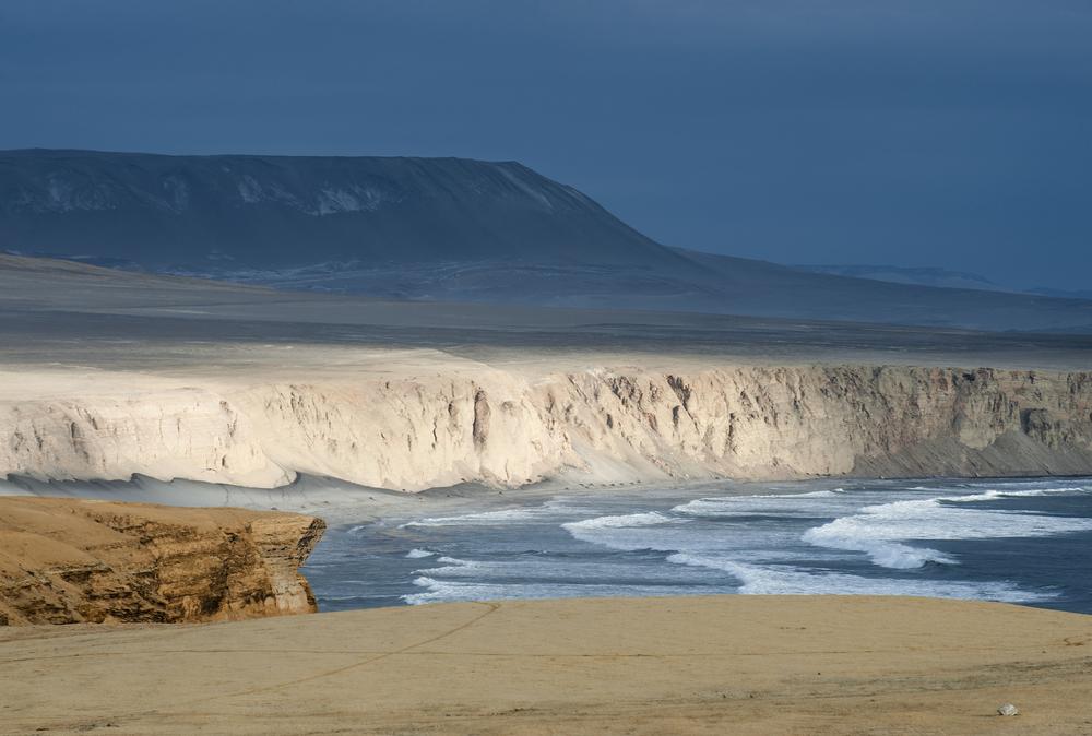 Paracas National Reserve Ica Region Peru