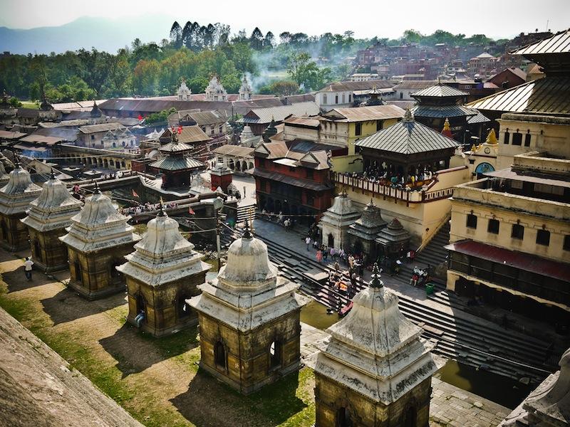 Pashupatinath Temple in Kathmandu Nepajpg