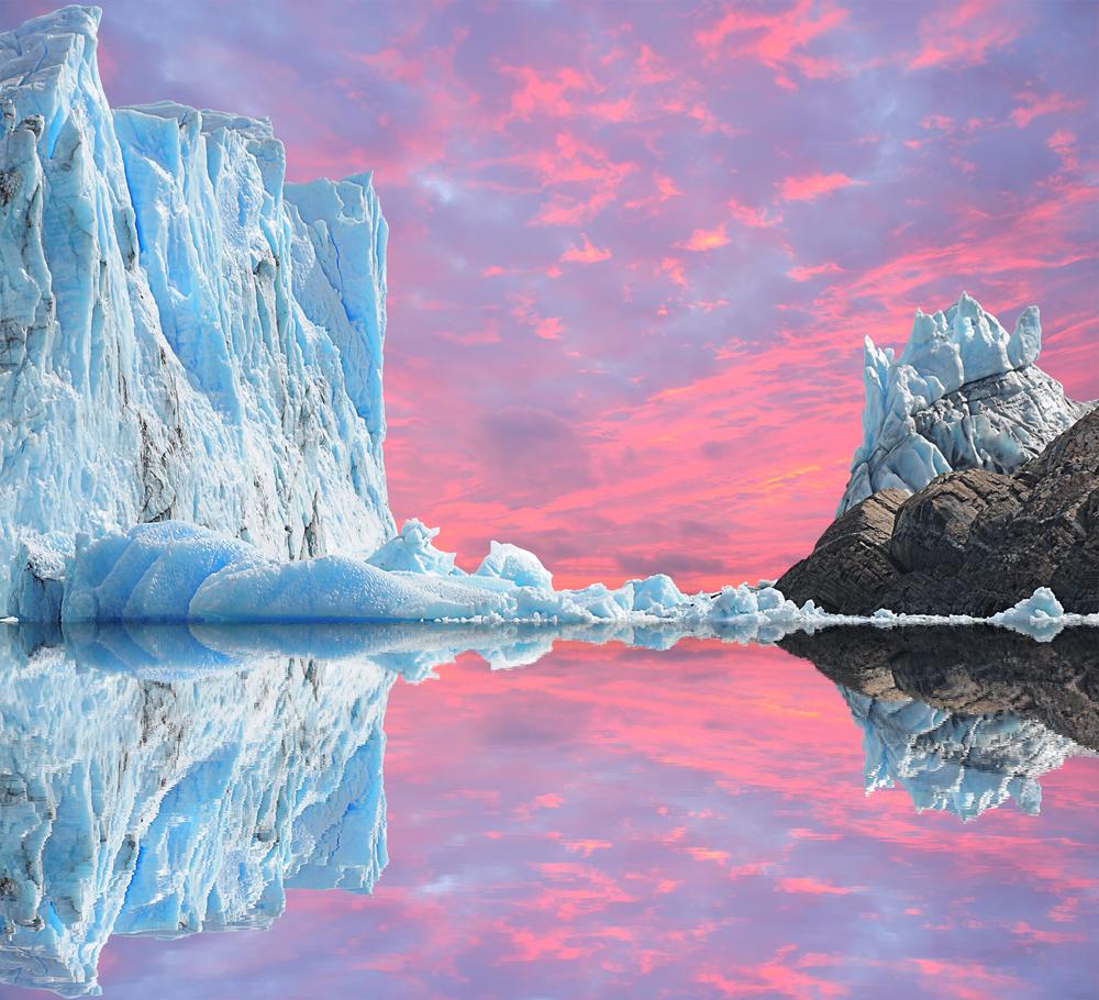 Perito Moreno90 glacier