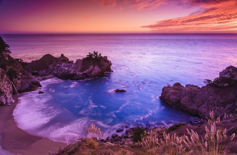 Pfeiffer beach California_n