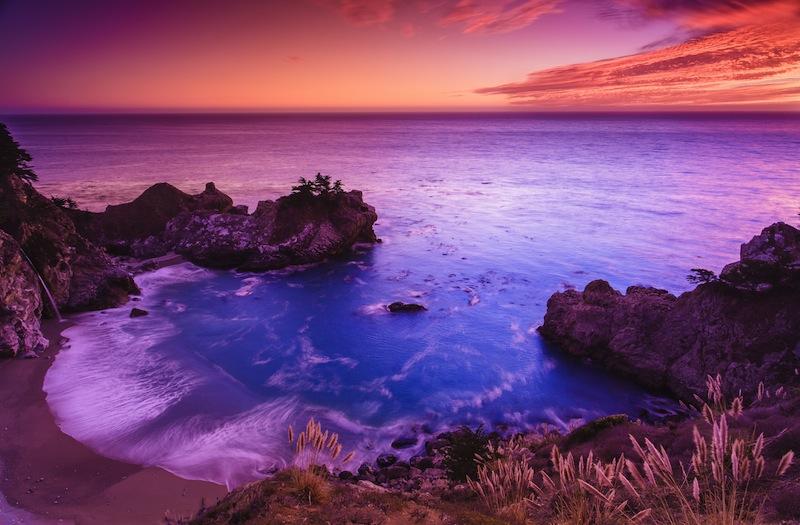 Pfeir beach california jpg