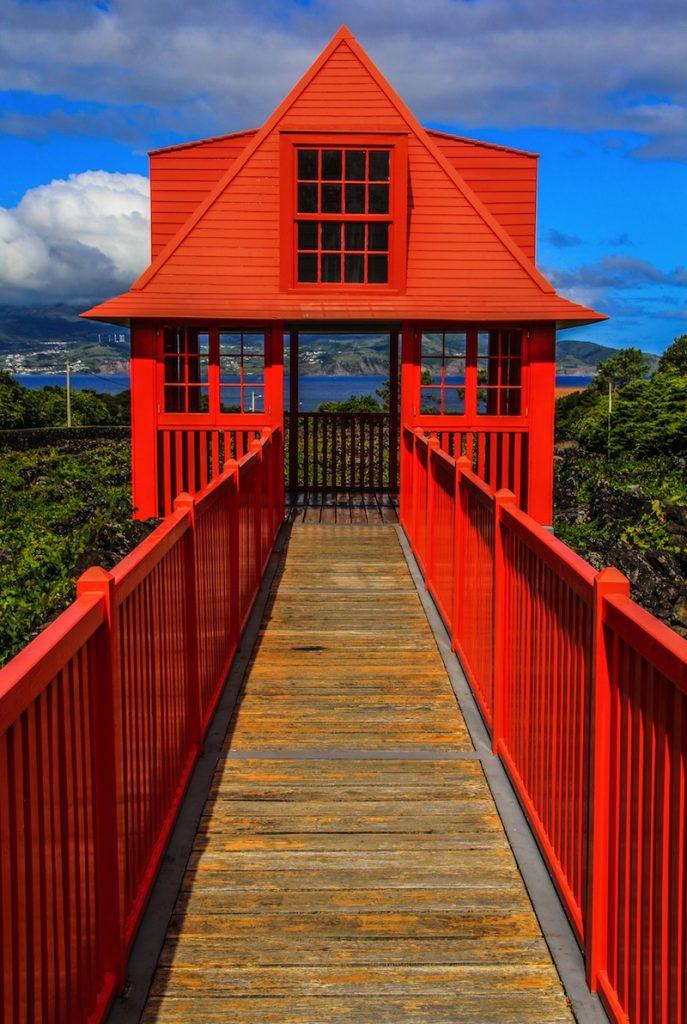 Pico island Azores