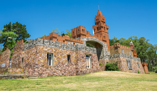 Pittamiglio castle Uruguay