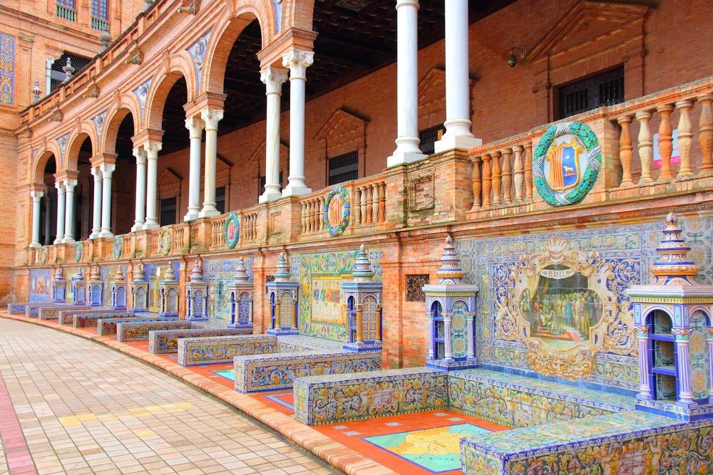 Plaza de Espana Sevilla Spain 13