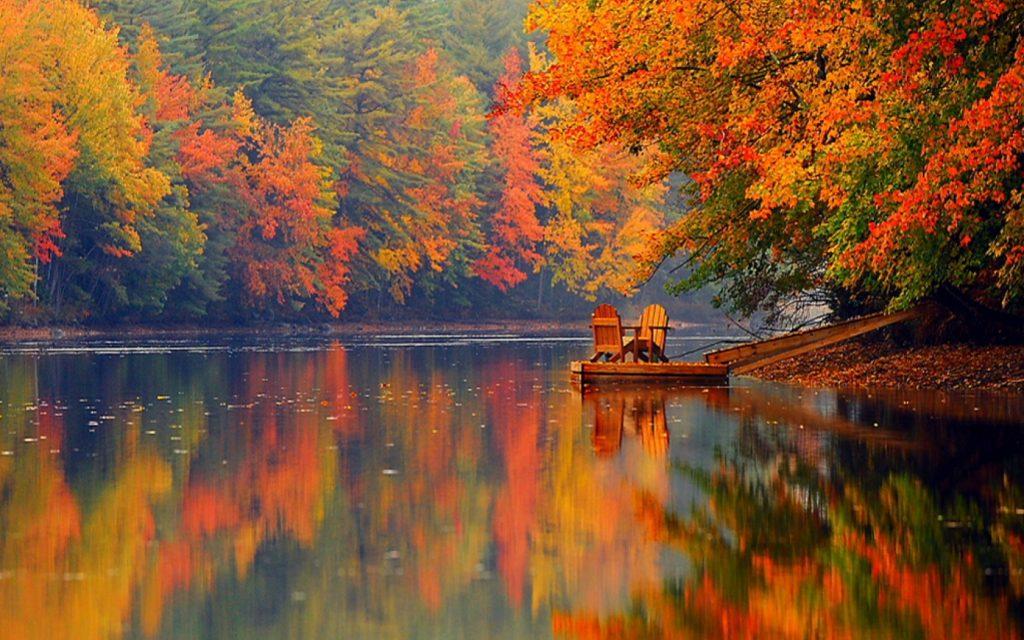 Portland Maine Fall