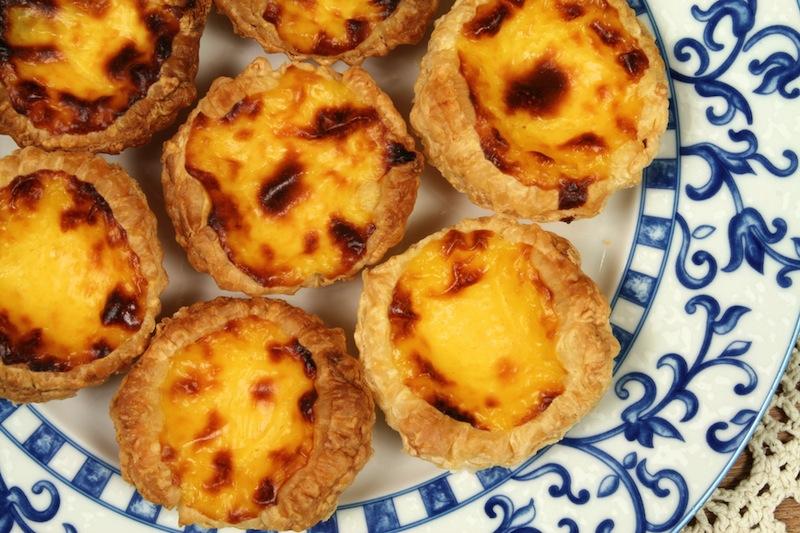 Portugese pastries pasteis de nata4