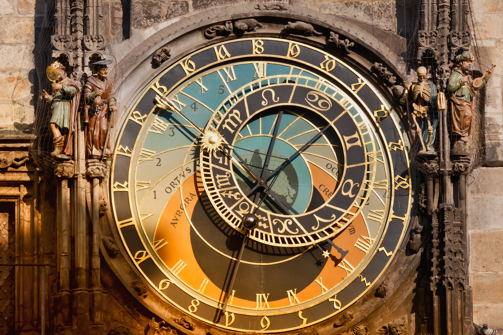 Prague Orloj Astronomical Clock 4