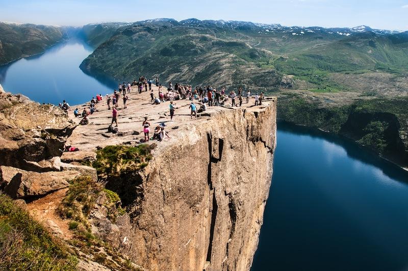 Preikestolen Norway 2