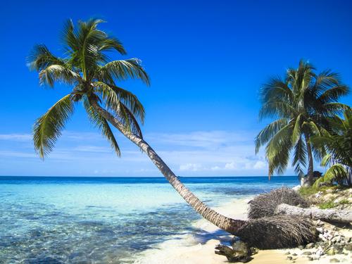 Queen Cays in Belize