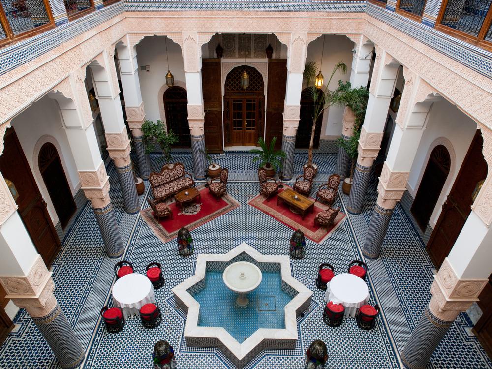 Riad Fez Morocco
