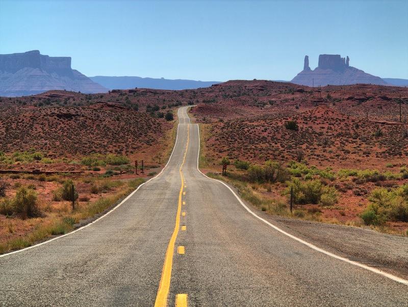 Road trip Utah USA