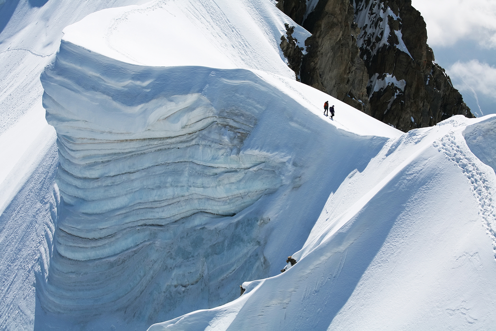 Rochefort Ridge France mont blanc