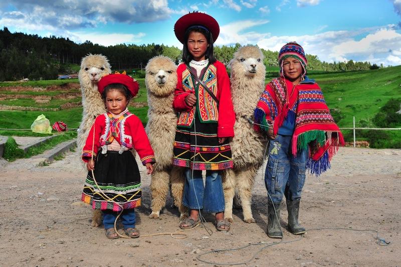 SACSAYHUAMAN CUSCO PERU