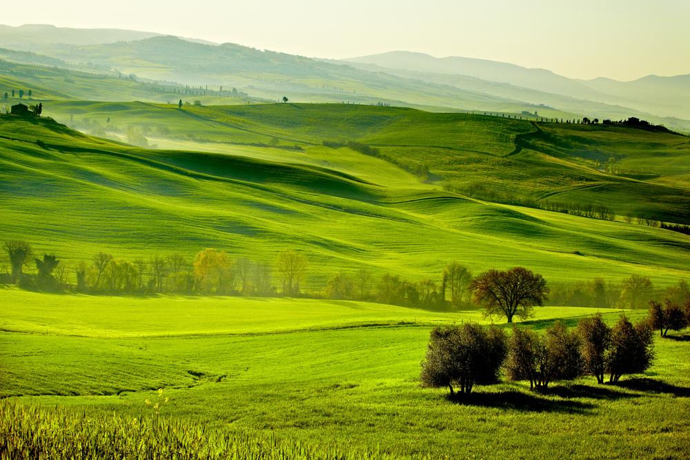San Quirico dOrcia Tuscany Italy