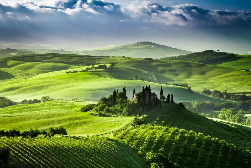 San Quirico dOrcia Tuscany Italy 1 1