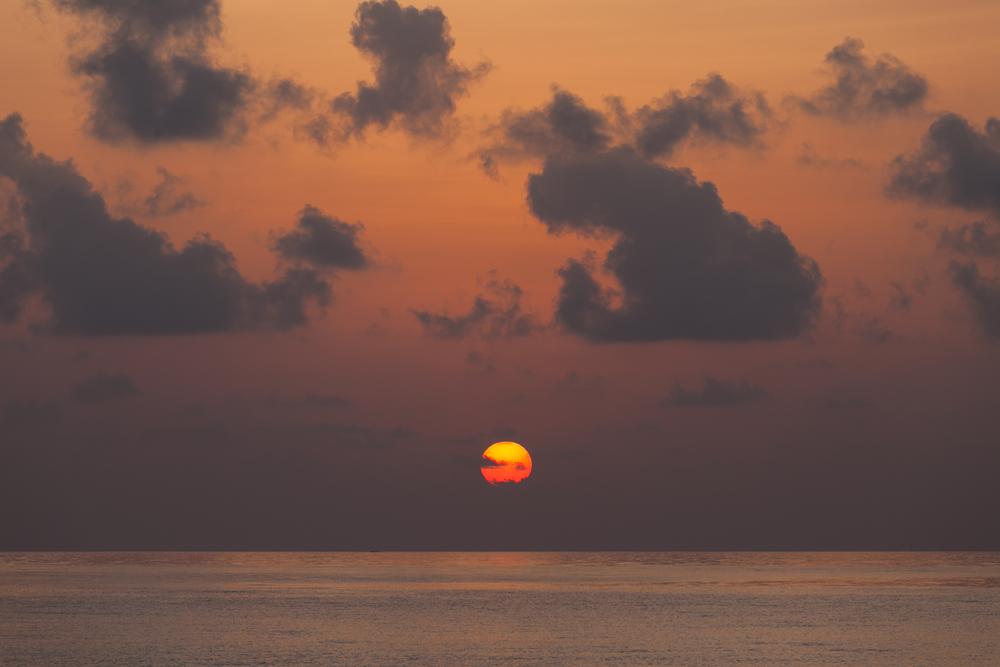 Seascape Plage Arabian Sea Indian Ocean island Socotra Yemen