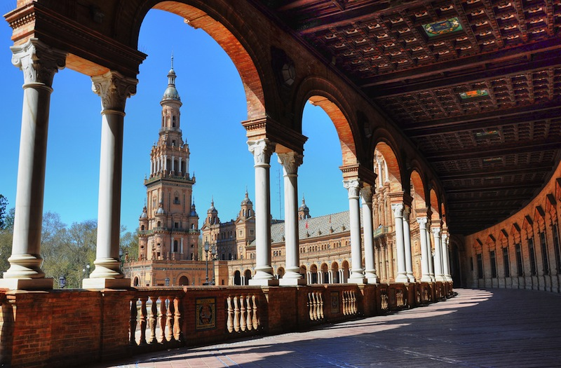 Seville Andalusia Spain