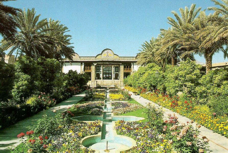 Shiraz Teheran