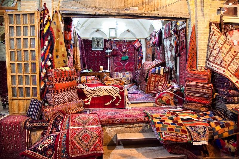 Shop of Persian carpets Iranian carpets and rugs Shiraz Iran