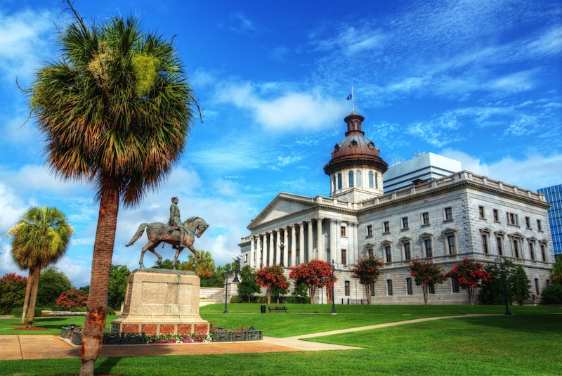South Carolina State House in Columbia