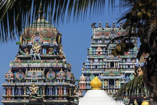 Sri Siva Subramaniya Swami Hindu Temple in Nadi Fiji