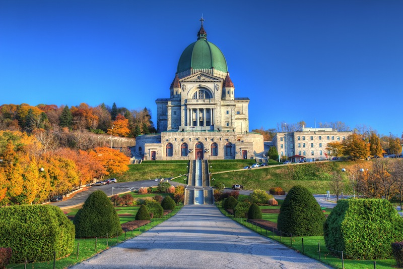 St Joseph Oratory Montreal