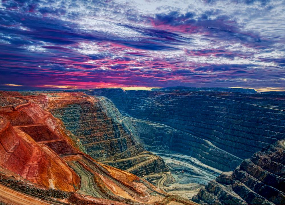 Super Pit Kalgoorlie Western9 Australia