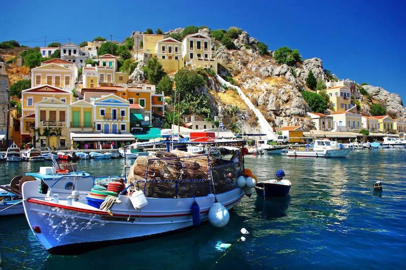 Symi Island Grecia
