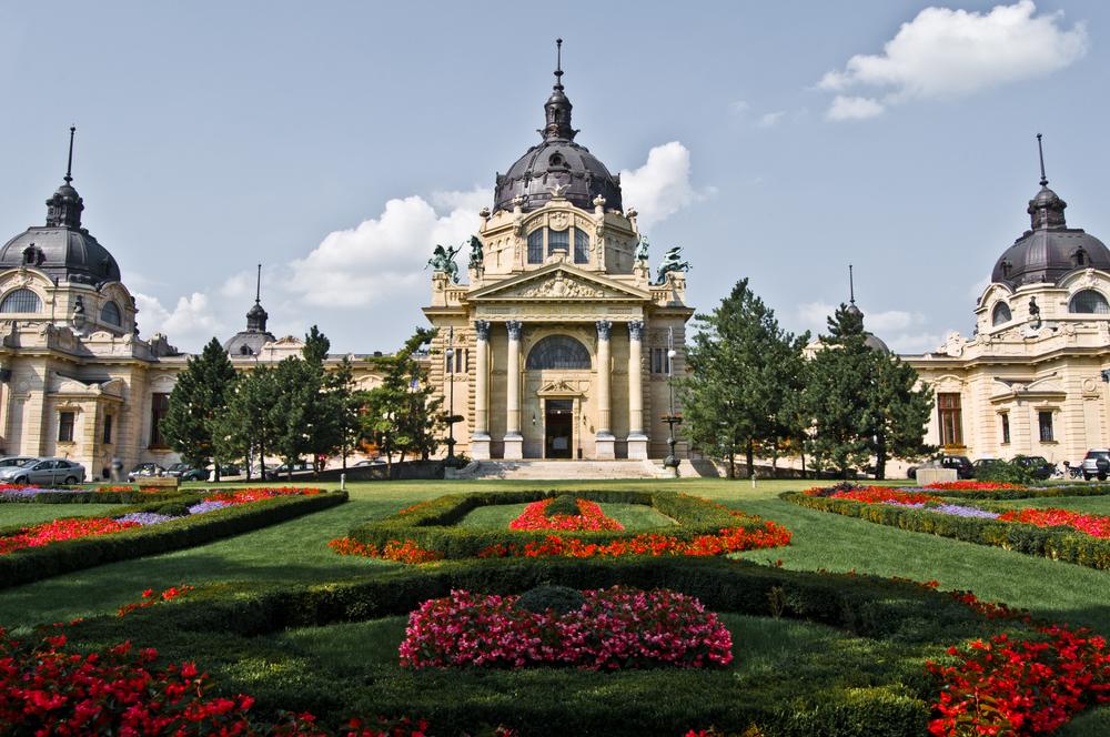 Szechenyi Fuerdo in Budapest 3