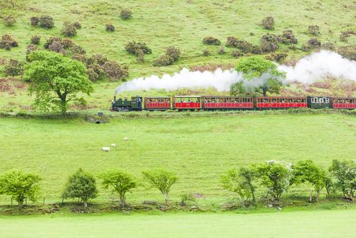 Talyllyn Railway Wales