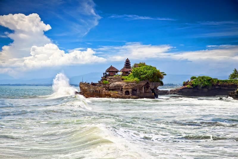 Tempio Tanah Lot Bali
