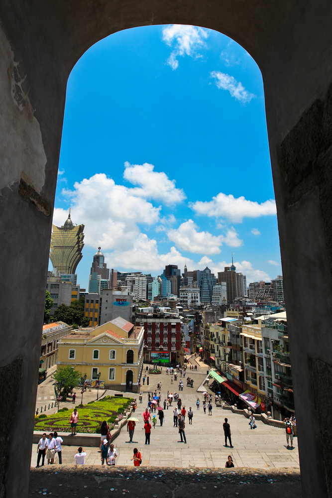 The Historic Centre of Macao was inscribed on the UNESCO World Heritage List in 2005