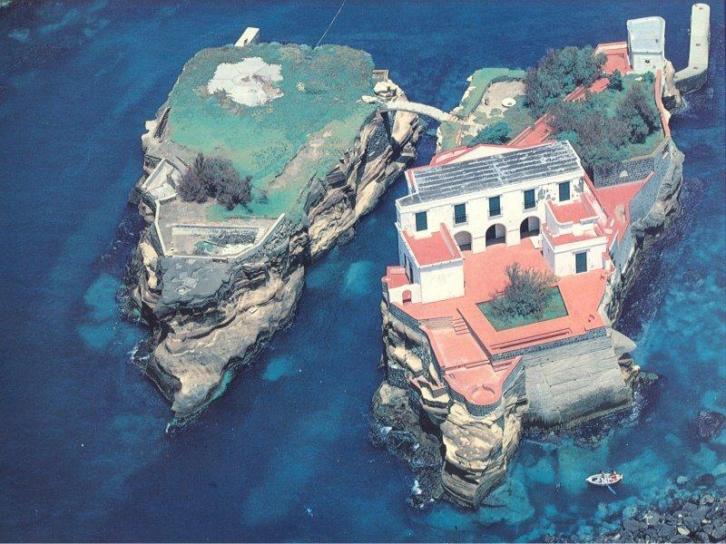 The Islands of Gaiola Napoli