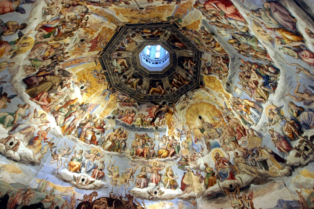 The Judgment Day inside the Dome