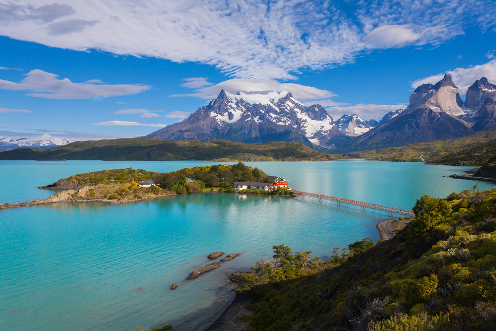 The National 0Park Torres del Paine Patagonia Chile