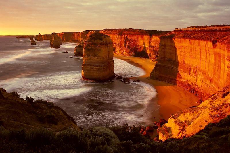 The Twelve Apostles Victoria Australia_n